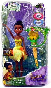 Disney Fairies Tinker Bell And The Great Fairy Rescue 9 Inch Deluxe Lights & Sounds Figure Iridessa