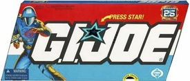GI Joe Hasbro 25th Anniversary 3 3/4 Inch Series 1 Cobra Action Figure 5-Pack