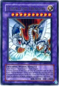 YuGiOh Cybernetic Revolution Single Card Ultra Rare CRV-EN036 Cyber End Dragon