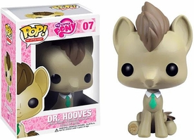 Funko POP! My Little Pony Vinyl Figure Dr. Hooves