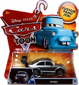 Disney / Pixar CARS TOON 1:55 Die Cast Car Manji