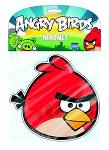 Angry Birds Flat Magnet Red Bird