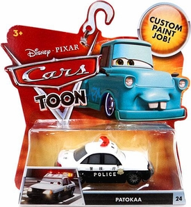 Disney / Pixar CARS TOON 1:55 Die Cast Car Patokaa