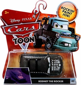 Disney / Pixar CARS TOON 1:55 Die Cast Car Rodney The Rocker