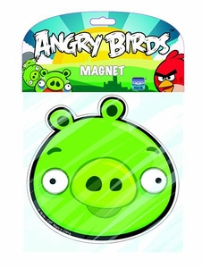 Angry Birds Flat Magnet Piglet