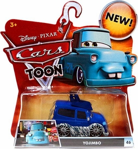 Disney / Pixar CARS TOON 1:55 Die Cast Car Yojimbo