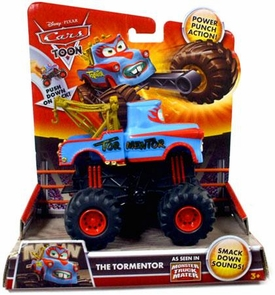 Disney / Pixar CARS TOON Monster Truck Tormentor [Power Punch Action!]