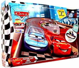Disney / Pixar Cars Exclusive Playset Piston Cup 500 Track Set [Race-O-Rama Package]