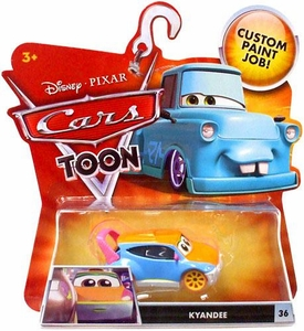 Disney / Pixar CARS TOON 1:55 Die Cast Car Kyandee