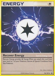 Pokemon Card Game DP Diamond & Pearl Majestic Dawn Single Card Uncommon #96 Recover Energy