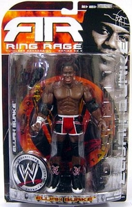 WWE Wrestling Ruthless Aggression Series 35.5 Action Figure Elijah Burke BLOWOUT SALE!