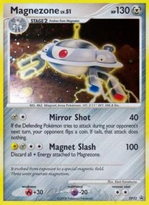 Pokemon Card Game DP Diamond & Pearl Promos Single Card Promo DP32 Magnezone