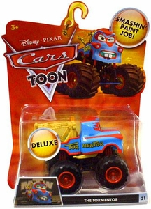 Disney / Pixar CARS TOON 1:55 Die Cast Car Oversized Vehicle The Tormentor