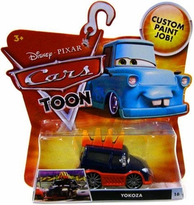 Disney / Pixar CARS TOON 1:55 Die Cast Car Yokoza