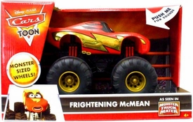 Disney / Pixar CARS TOON Deluxe with Sound Figure Frightening McMean