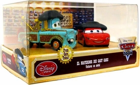 Disney / Pixar CARS TOON Exclusive 1:48 Scale Die Cast Car 2-Pack El Materdor [Includes Mater & McQueen]