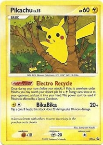 Pokemon Card Game DP Diamond & Pearl Promos Single Card Promo #DP16 Pikachu