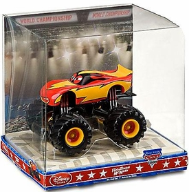 Disney / Pixar CARS TOON Exclusive 1:48 Scale Die Cast Car Frightening McMean