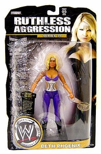 WWE Wrestling Ruthless Aggression Series 35 Action Figure Beth Phoenix