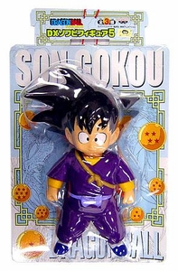 Dragon Ball BanPresto 8 Inch Vinyl Statue Figure Training Goku