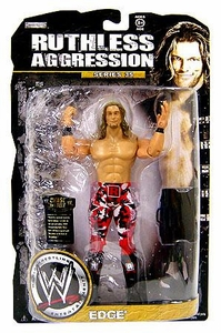 WWE Wrestling Ruthless Aggression Series 35 Action Figure Edge