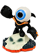 Skylanders Giants SIDEKICKS Exclusive Figure Eye Small [Comes in Original Baggie!] BLOWOUT SALE!