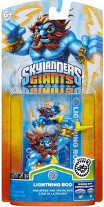 Skylanders GIANTS Figure Pack Lightning Rod 2 BLOWOUT SALE!