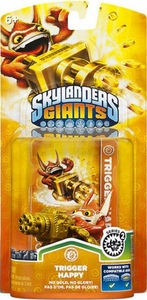 Skylanders GIANTS Figure Pack Trigger Happy 2 BLOWOUT SALE!