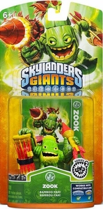 Skylanders Giants Figure Pack Zook 2 BLOWOUT SALE!
