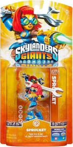 Skylanders Giants Figure Pack Sprocket BLOWOUT SALE!