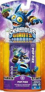 Skylanders Giants Figure Pack Pop Fizz BLOWOUT SALE!
