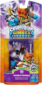 Skylanders Giants Figure Pack Double Trouble 2 BLOWOUT SALE!