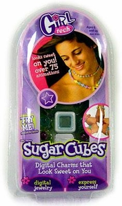 Sugar Cubes Digital Charms Single Pack Icons [Colors May Vary] BLOWOUT SALE!