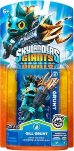 Skylanders Giants Figure Pack Gill Grunt BLOWOUT SALE!