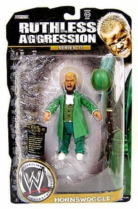 WWE Wrestling Ruthless Aggression Series 35 Action Figure Hornswoggle