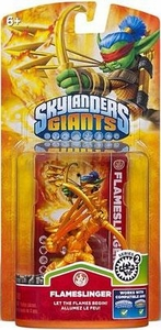 Skylanders Giants Exclusive Figure Pack GOLDEN Flameslinger [Limited Edition]