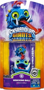 Skylanders Giants Figure Pack Wrecking Ball