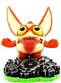 Skylanders SIDEKICKS Exclusive Figure Trigger Snappy [Comes in Original Baggie!]