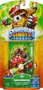 Skylanders Giants Figure Pack Shroomboom BLOWOUT SALE!