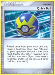 Pokemon Card Game DP Trainer Kit 1 (Blue) Single Card Common #10 Energy Search