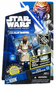 Star Wars 2011 Clone Wars Action Figure CW No. 53 Plo Koon [Cold Weather Gear]