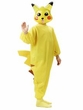 Pokemon Costume #5408M Pikachu (3T-4T Toddler)