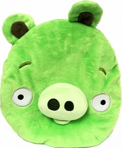 Angry Birds Plush Green Pig Backpack