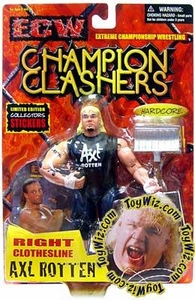 ECW Extreme Championship Wrestling Toymakers Action Figure Axl Rotten