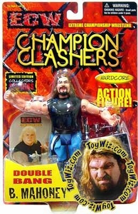 ECW Extreme Championship Wrestling Toymakers Action Figure Balls Mahoney