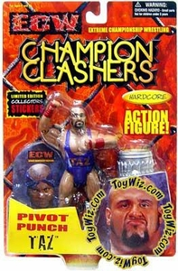 ECW Extreme Championship Wrestling Toymakers Action Figure Taz