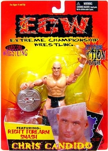 ECW Extreme Championship Wrestling Toymakers Action Figure Chris Candido