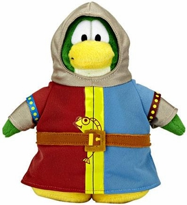 Disney Club Penguin 6.5 Inch Series 13 Plush Figure Squire [Includes Coin with Code!]