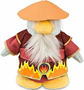 Disney Club Penguin 6.5 Inch Series 11 Plush Figure Fire Sensei [Includes Coin with Code!]