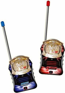 Ultimate WWE Wrestling Walkie Talkies